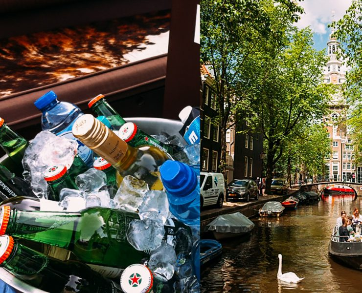 Amsterdam Small Boat Party
