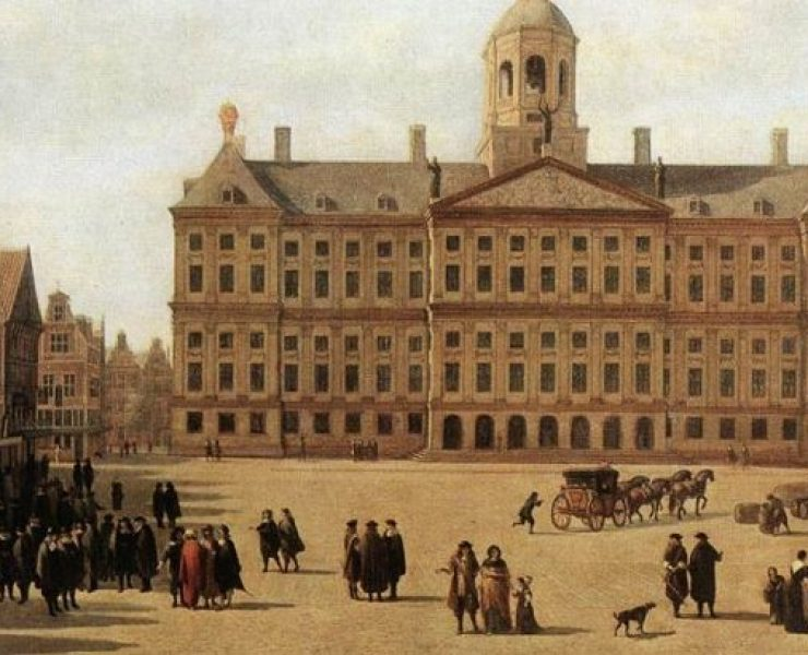 Amsterdam Historic Walking Tour