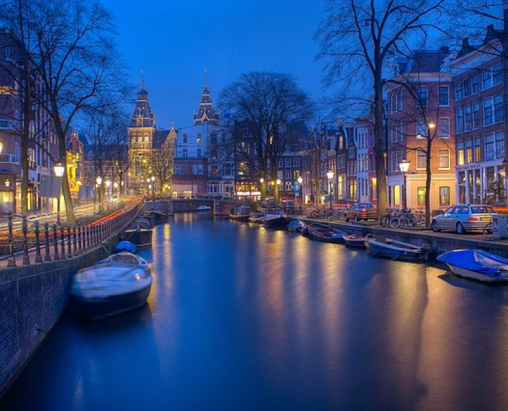 Amsterdam Candlelight Canal Cruise