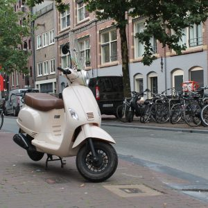 Amsterdam Moped Hire