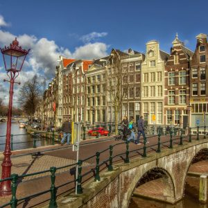 Amsterdam Challenges Tour