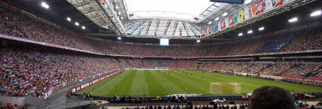 Ajax Stadium Tour Amsterdam See The World Famous Ajax