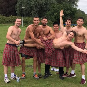 Amsterdam Highland Games