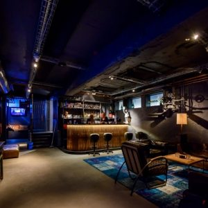 Strip club rental amsterdam